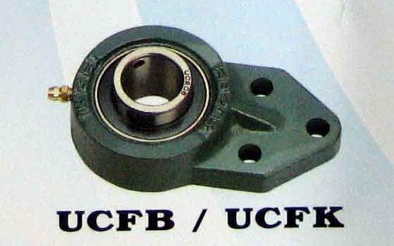 Vòng bi Gối đỡ - UCFB/UCFK
